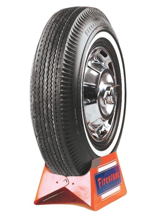 Шины FIRESTONE Whitewall 1 Inch  (25 mm)